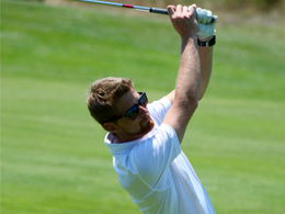Benjamin Bardes - Golf Action brest