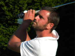 Guillaume Rio - Golf Action